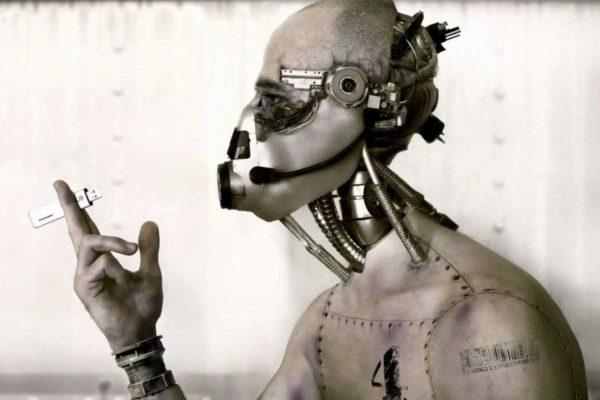 Cyborg und Humanismus